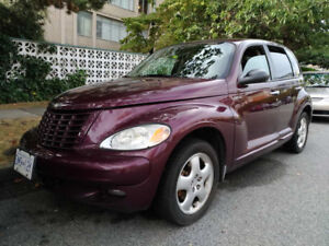 Car For Sale:  2003 pt cruiser touring edition