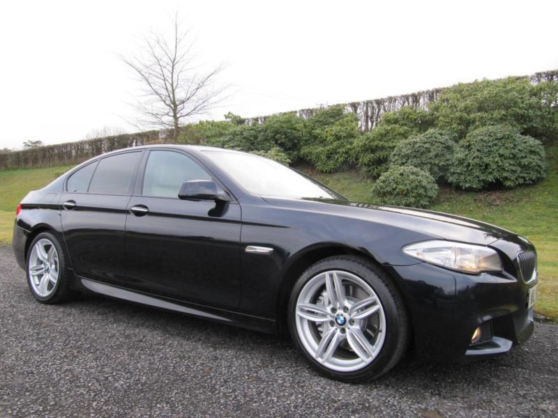 SOLD SOLD BMW D M Sport TWIN TURBO BHP In - 2013 bmw 535d