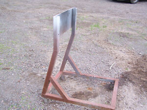 Heavy Duty Marine Outboard Engine Stands - Must See!!