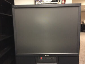 """Sony 48"""" Projection TV For Sale - Great Condition"""
