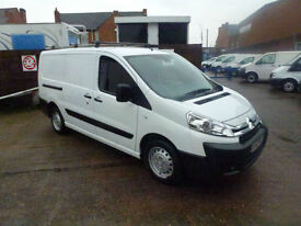 Citroen Dispatch van 1.6HDi ( 90 ) L2H1 1200 1 lease company owned 2013 lwb