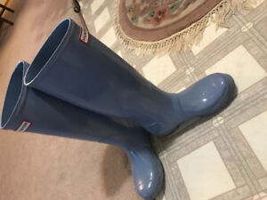 Hunter Boots (barely worn, great condition)