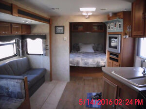 2007 34 FOOT JAG TRAVEL TRAILER