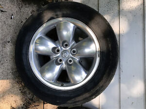 20 Inch Dodge Ram 1500 Rims and Tires