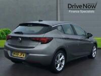 2016 Vauxhall Astra 1.0i Turbo ecoFLEX SRi (s/s) 5dr Hatchback Petrol Manual