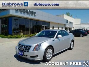 2013 Cadillac CTS Luxury   Remote Start, Backup Camera, Heated S