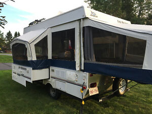 Jayco 1206 hard top trailer for sale