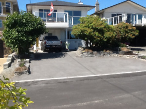 White Rock Ocean View Home - Available Jan 1, 2019 - Furnished