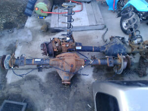 Front and rear differential Dana 88