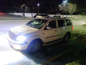 Hybrid Chrysler Aspen Limited