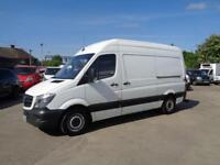 "MERCEDES-BENZ SPRINTER 2.1TD | 313 CDi | MWB | 1 OWNER | NEW SHAPE | 2013 ""63"""