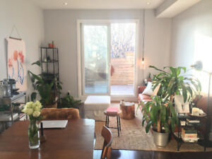 Sublet Feb -Apr | $2,000pm | Furnished 1-BDR | Ossington