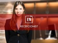 Corporate Receptionist to join in our company