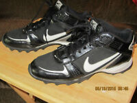 Nike Shark souliers de football gr. 10.5