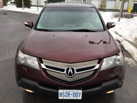 Acura MDX tech pkg with navigation 2007