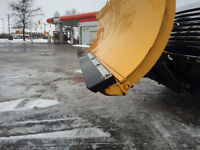 7.5ft Poly Snow Plow Blade Cutting Edge