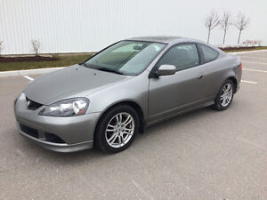2005 Acura Rsx Manual Certified & Emission