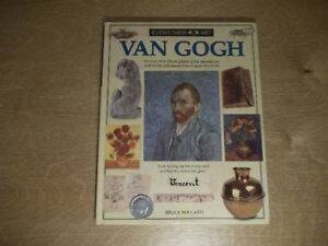 Vincent Van Gogh-3 books