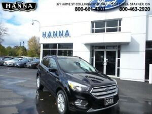 2018 Ford Escape SE 4WD  *200A*