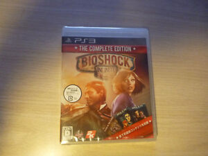 Bioshock series for Playstation 3 London Ontario image 1