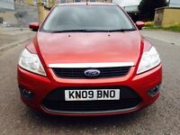 2009 Ford Focus Style Automatic. New Face Lift Shape. 12 Months MOT Swap P.X Welcome