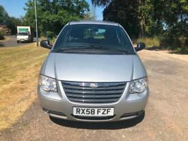 2009 58 CHRYSLER VOYAGER 2.4 LX WHEELCHAIR ACCESS CONVERSION LOW 66K PX SWAPS