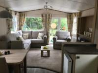 Brand New Static Caravan on 5* Holiday Park in the Heart of the Yorkshire Dales