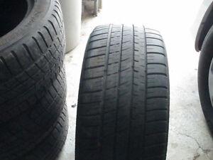 Michelin Tires 225/50/17 All Season Cambridge Kitchener Area image 2