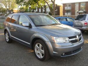 2009 Dodge Journey SXT SUV, 7 Passenger, SunRoof, 130KM