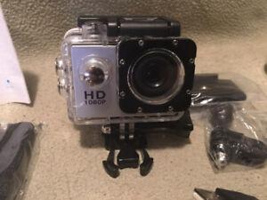 Camera HD style GoPRo