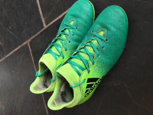 Adidas X Techfit soccer cleats youth