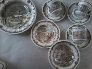 Set de vaisselle Shakespeare Sonnet Kensington