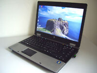 """Deliver if needed - HP Compaq 15.4"""" Laptop with Intel Core2Duo 4.4Ghz, 3Gb Ram, WiFi, DVD-RW"""