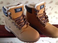 Timberlands style Uggs