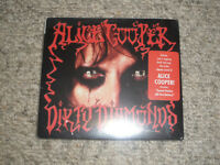 Alice Cooper - Dirty Diamonds cd (sealed)
