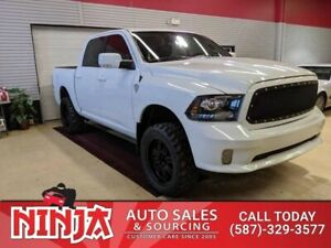 2013 Ram 1500 Sport  Superman Edition Crew $5K In Adds