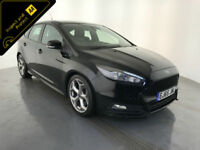 2015 65 FORD FOCUS ST-2 TDCI DIESEL 1 OWNER SERVICE HISTORY FINANCE PX WELCOME