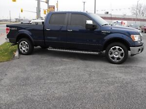 2011 F150 CREW  4X4  LARIAT  SUNROOF  LEATHER  A MUST SEE TRUCK. Windsor Region Ontario image 8
