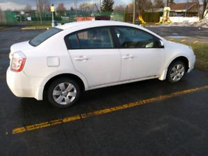 Voiture 2009 Nissan Sentra