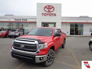 2014 Toyota Tundra TRD CREW CAB ONE OWNER CLEAN CARPROOF