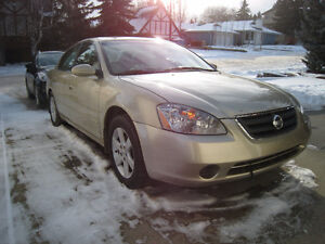 2002 Nissan Altima Special Edition LOW MILEAGE 115,800KMs