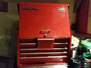 Snap on tool box  514 923 5179