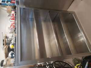 Medical grade 100% stainless steel cabinets