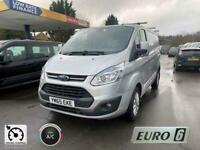 2015 Ford Transit Custom Limited Medium Van Diesel Manual