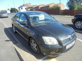 TOYOTA AVENSIS 1.8 VVT-I T3-X,4DR SALOON,