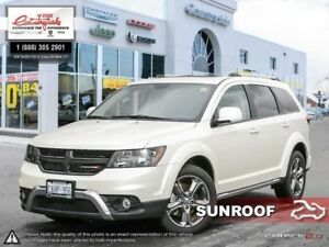 2017 Dodge Journey Crossroad  USED DEMO - CALL FOR PRICE