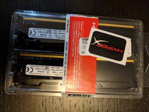 Kingston HyperX FURY 16GB Kit (2x8GB) 1866MHz DDR3 BLACK