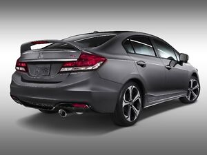 2012  2015  civic  front and  rear  bumper  cover