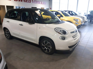 Biweekly $160 2015 Fiat 500L with only 160km yes 160km