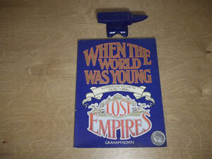 When the world was young -lost empires